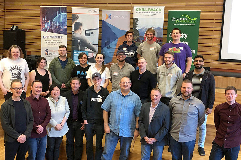Third Annual Hackathon Attracts Press Attention from Chilliwack Progress 1