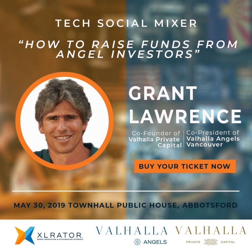 XLRator Tech Social Mixer Speaker - Grant Lawrence Valhalla