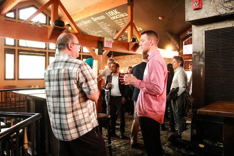 Tech Social Mixer Brings Together Fraser Valley Community to Network and Learn About Building Tech Companies and Raising Funds 9