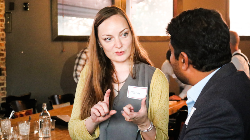 Tech Social Mixer Brings Together Fraser Valley Community to Network and Learn About Building Tech Companies and Raising Funds 11