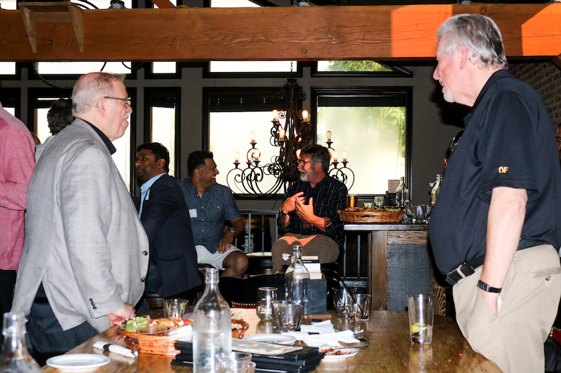Tech Social Mixer Brings Together Fraser Valley Community to Network and Learn About Building Tech Companies and Raising Funds 4
