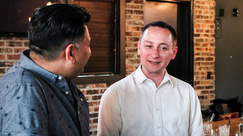 Tech Social Mixer Brings Together Fraser Valley Community to Network and Learn About Building Tech Companies and Raising Funds 7