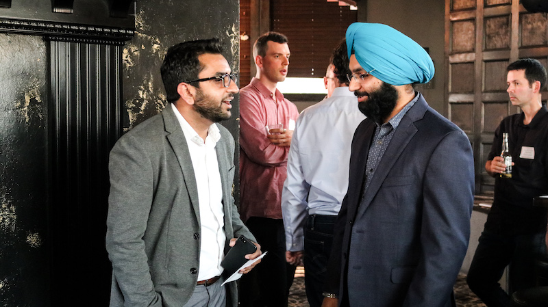 Tech Social Mixer Brings Together Fraser Valley Community to Network and Learn About Building Tech Companies and Raising Funds 2