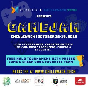 GameJam 2019 Chilliwack