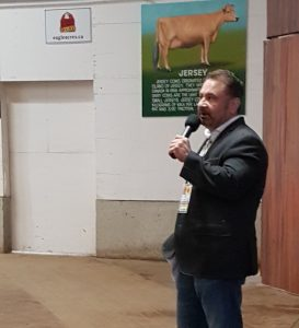 CEO and Chair of XLRator Speaks at Township of Langley Farm Tour 2019 1