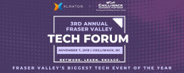 tech forum 2019 fraser valley chilliwack
