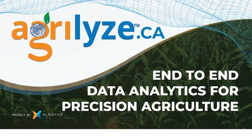 "XLRator, Fraser Valley's most established Tech Hub, partners with Abbotsford based i-Open Technologies to launch ""Agrilyze"" 1"