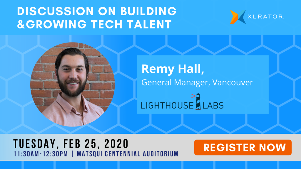 How to Build & Grow Tech Talent - Discussion with Lighthouse Labs