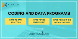xlrator lighthouse labs coding data course online